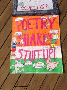 Poetry Shakes Stuff Up - 2012